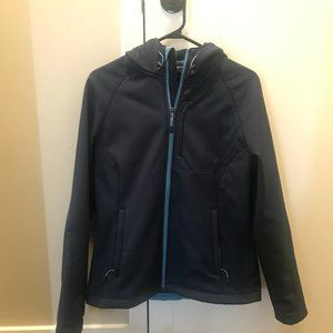 Dark Blue Fall Jacket